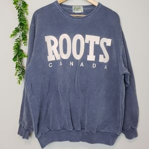Vintage Roots Canada Crew Neck Sweater